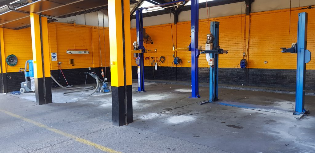 Continental Tyres Ferntree Gully | Epoxy Coating | Stage 2 4