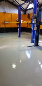 Continental Tyres Ferntree Gully | Epoxy Coating | Stage 2 2