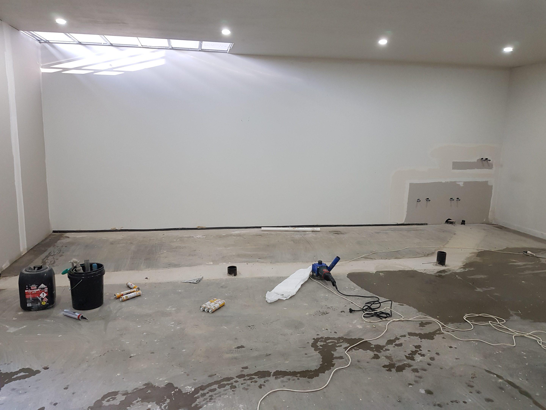 Truganina Pâtisserie Kitchen Floor - Polyurethane Flooring 2