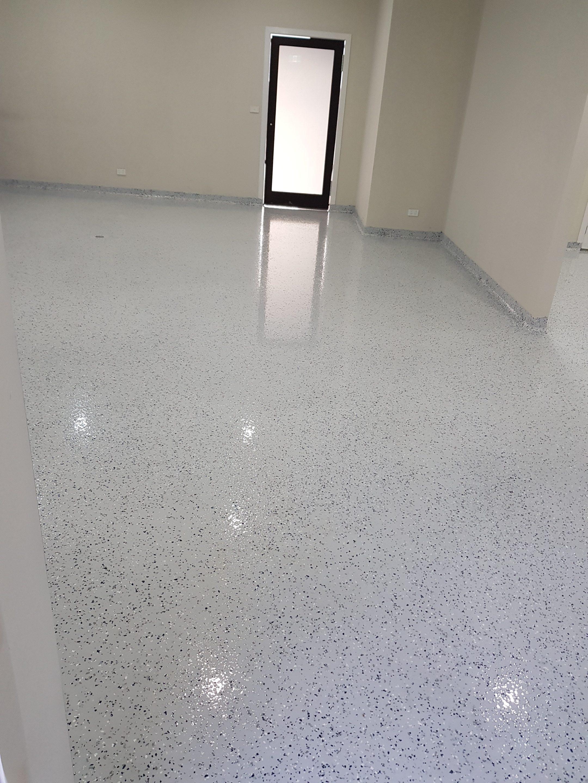Truganina Pâtisserie Kitchen Floor - Polyurethane Flooring 7