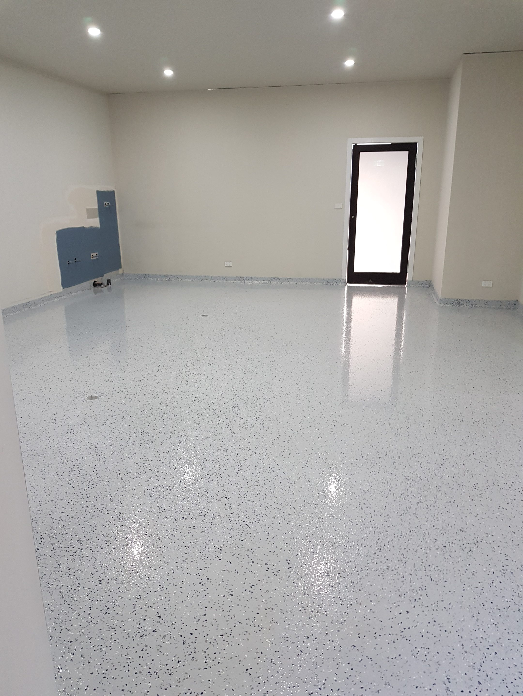 Truganina Pâtisserie Kitchen Floor - Polyurethane Flooring 5