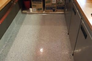 Hawthorn Cafe Commercial Kitchen Floor 12