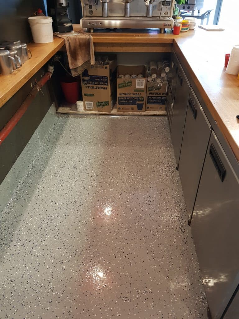 Hawthorn Cafe Commercial Kitchen Floor 16