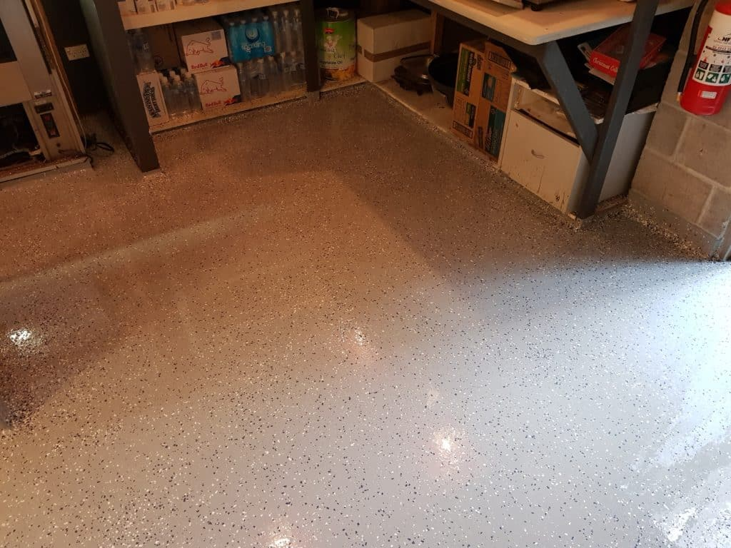 Hawthorn Cafe Commercial Kitchen Floor 9