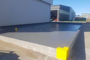 Dandenong chemical storage area floor coating 2