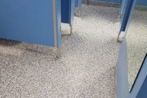 School Toilet Flooring in Lancefield Victoria 4