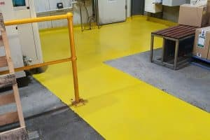 Dandenong Food Storage Warehouse Floor Coating 1