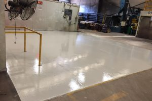 Keysborough Manufacturing Plant - Heavy Duty Epoxy Floor Coating 9